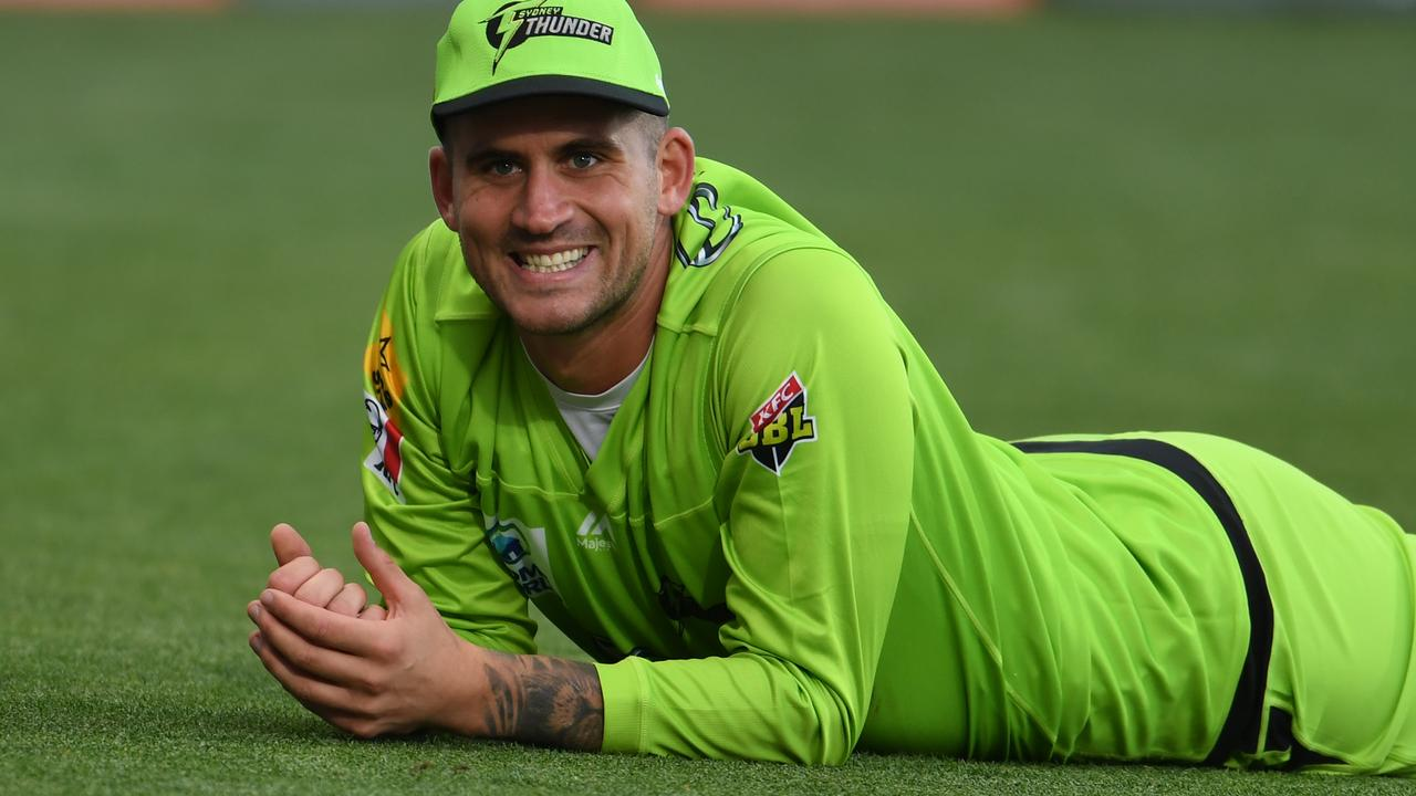 Alex Hales's England axing proved a blessing for the Thunder with the runs coming easy this campaign.