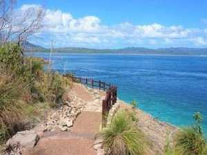 New island walking track now open