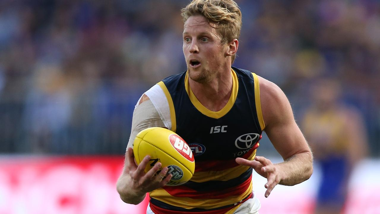 Can captain Rory Sloane lead the Crows back up the ladder?