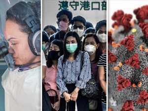 China travel ban: Non-Australians denied entry