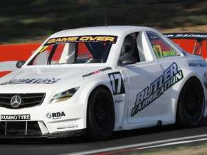 Butler's dream is achieved in motorsport