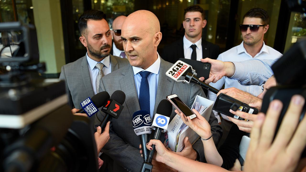 Scott's lawyer says they will fight all charges. Picture: AAP