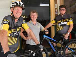 Store in cycle success as rail trail interest hits top gear