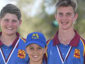 Teenage bowls champions destroy stereotypes