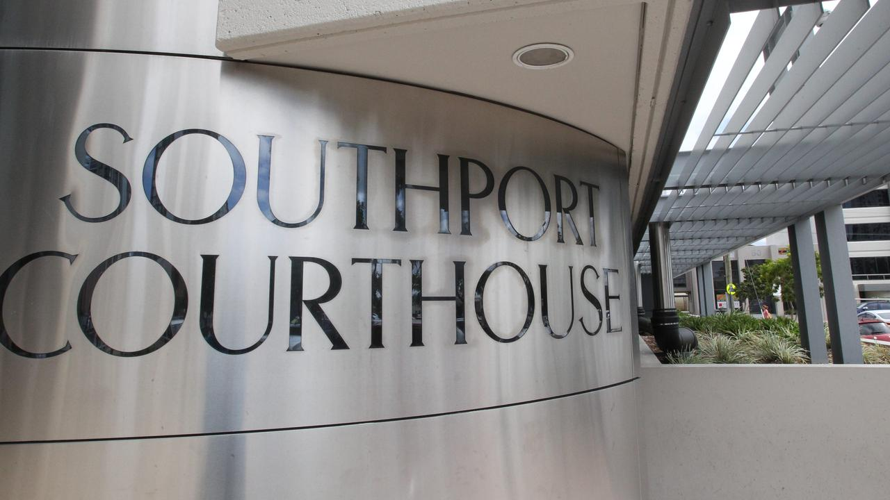 The woman pled guilty in Southport Court. Photos: Scott Fletcher