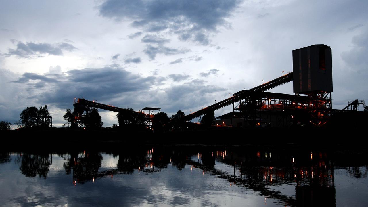 Moranbah North Mine.