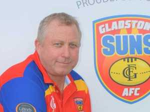 LISTEN: Gladstone Suns get their man to lead revival