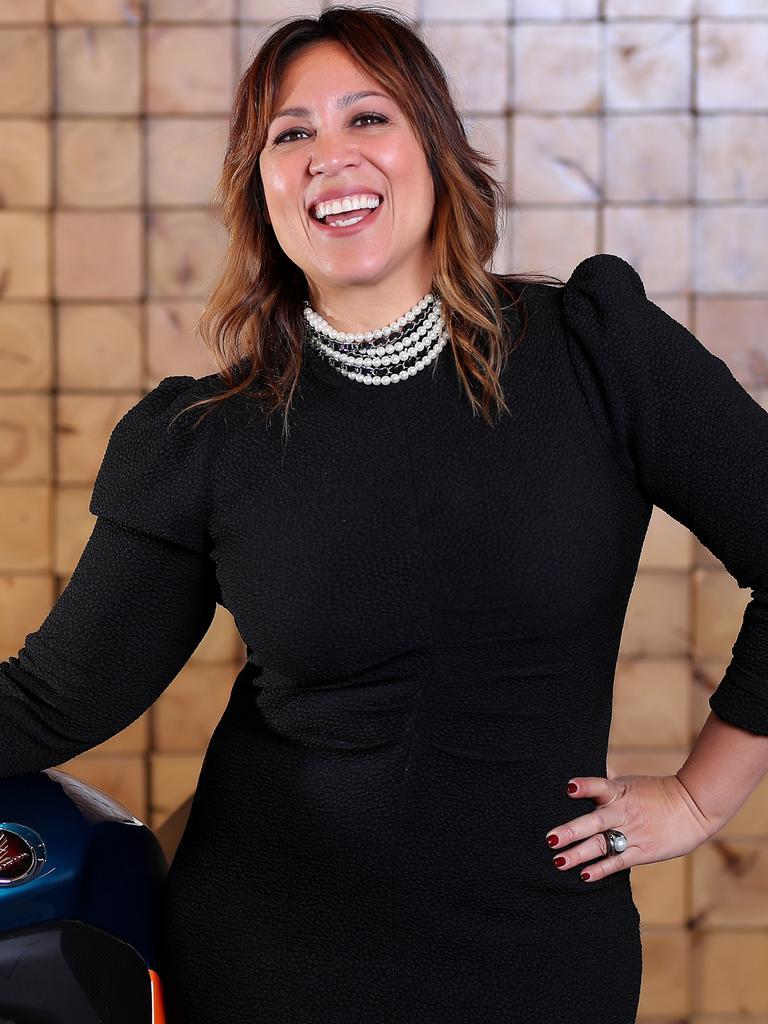 Kate Ceberano today. Picture: Getty