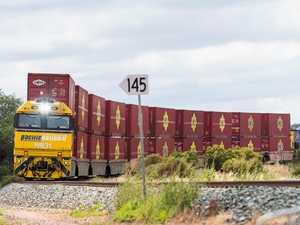Study to bring inland rail to Gladstone stays secret
