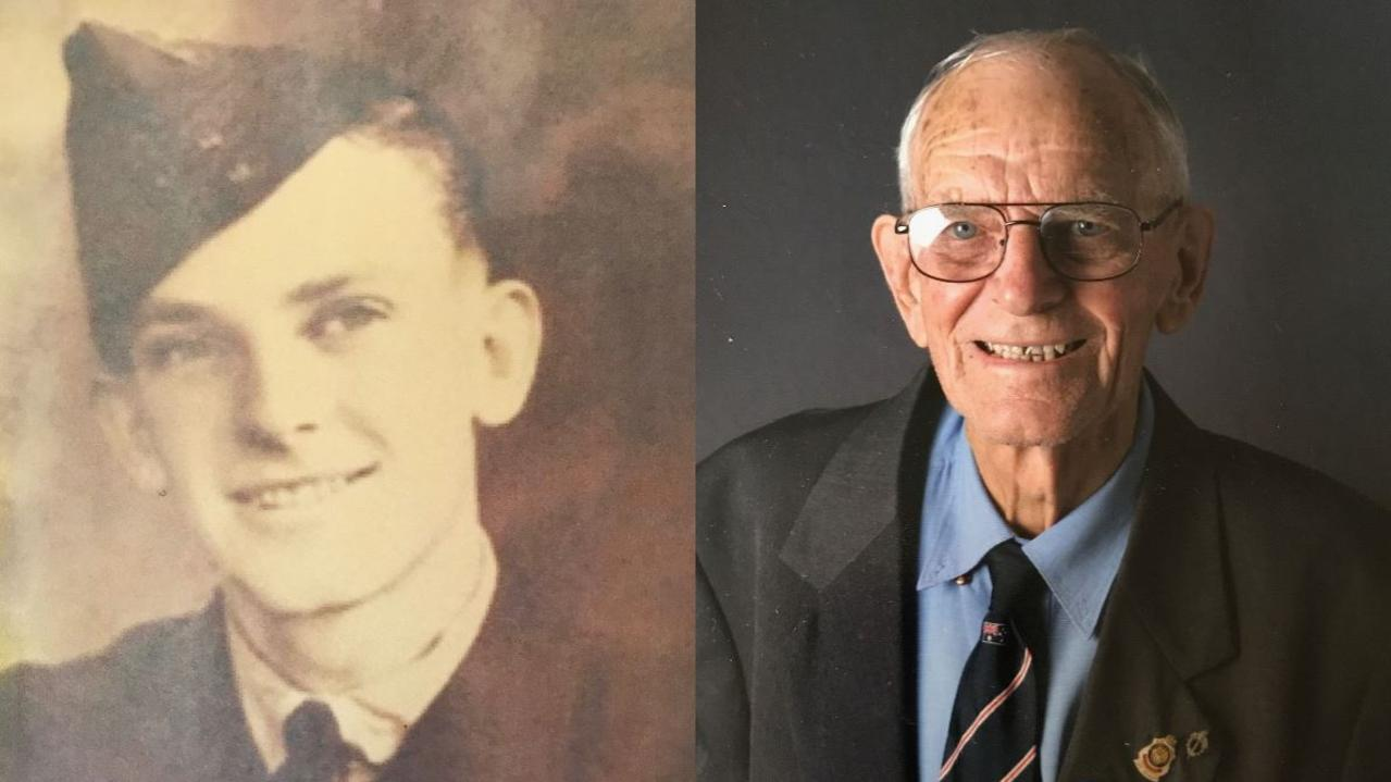 GENUINELY GOOD GUY: During WWII Doug Farmer saw active service in New Guinea for just over 19 months with the Airfield Construction Squadron.