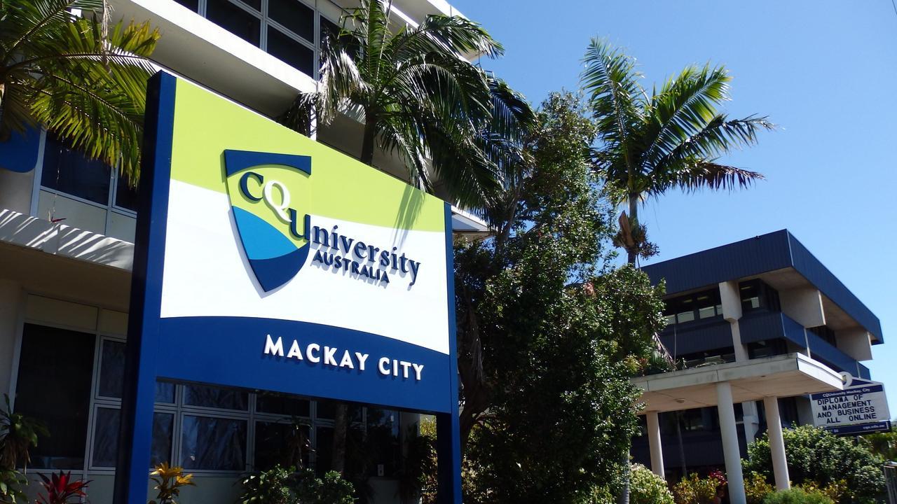 CQUniversity Mackay City Campus.