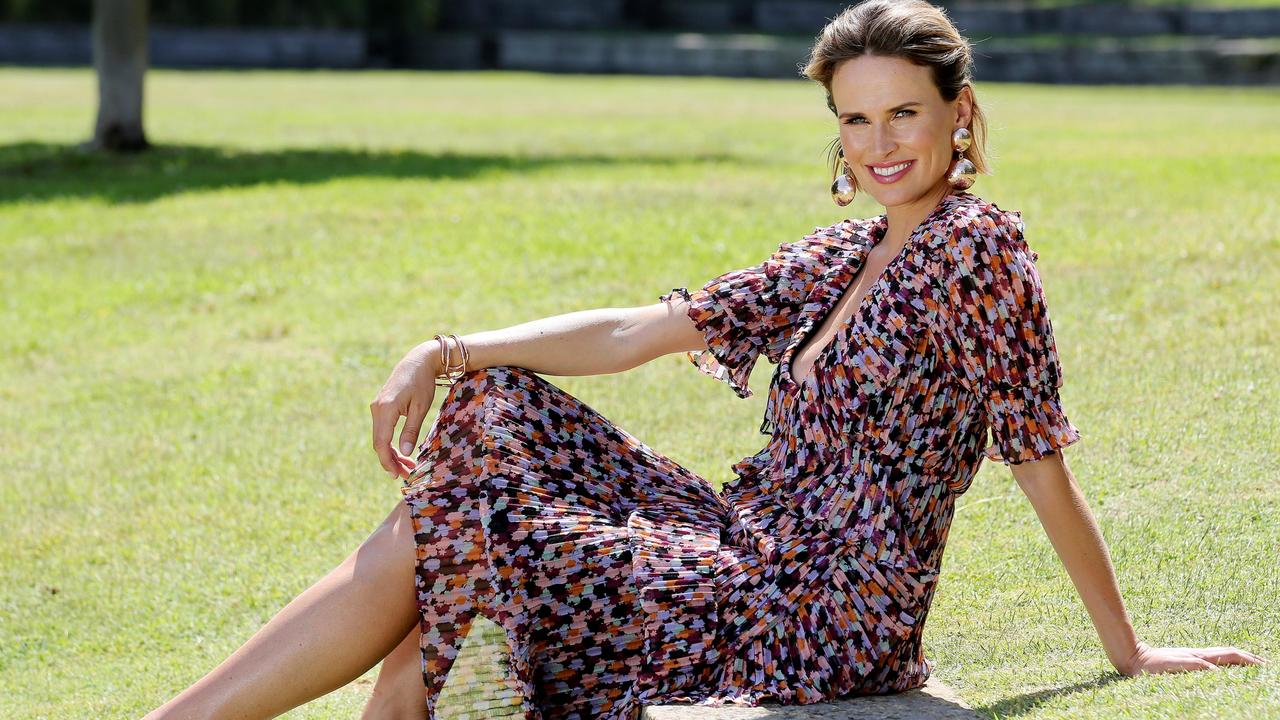 Francesca Cumani was paid a handsome sum to jump ship from Seven to Ten last year.