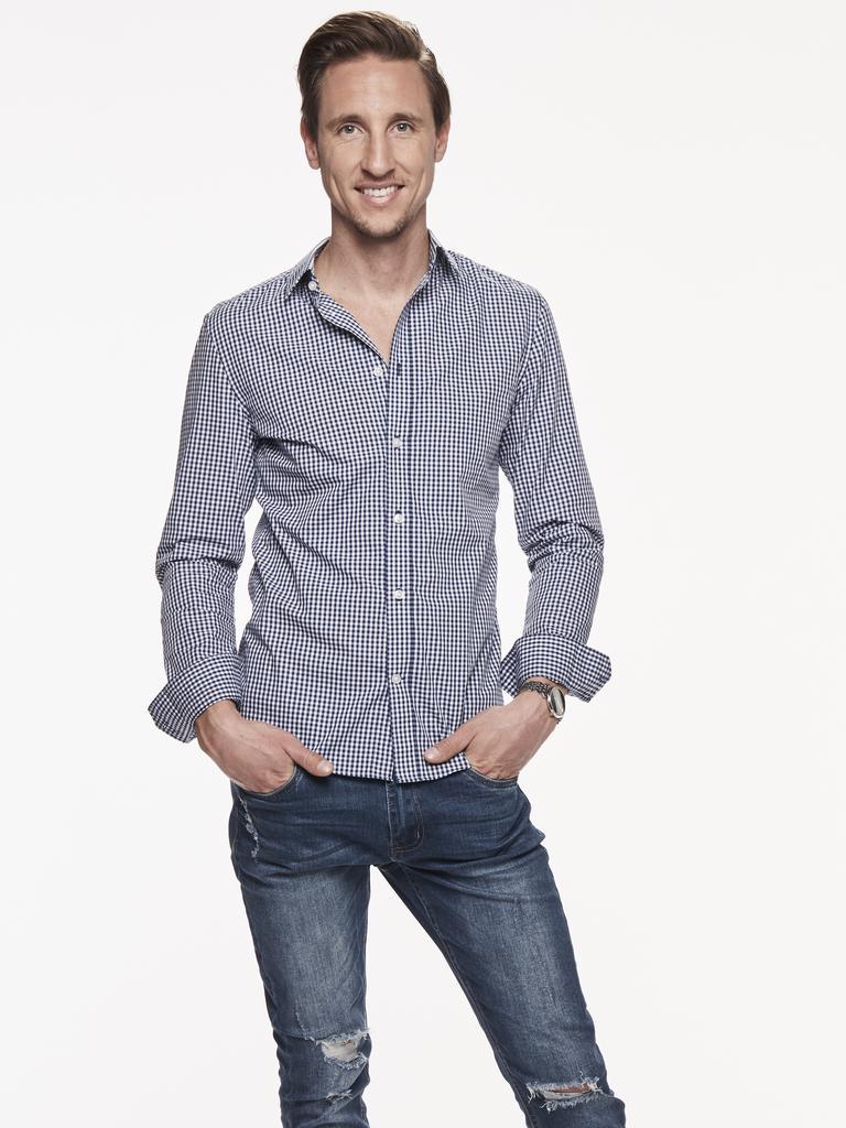 MAFS contestant Ivan.