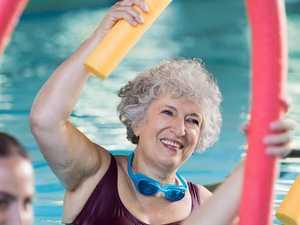Fitness on agenda for Seniors Week
