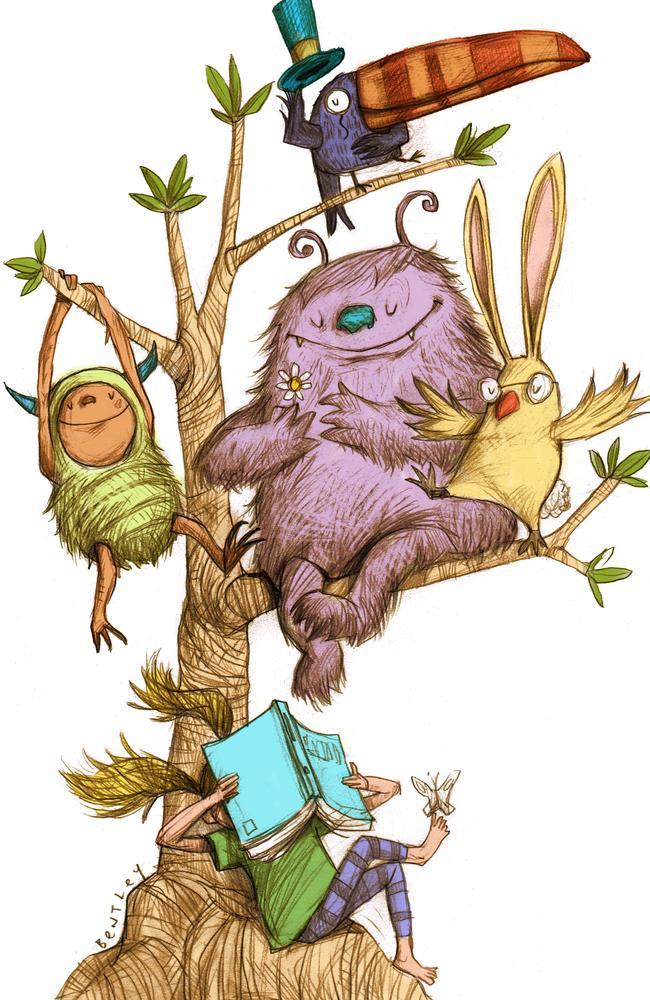 An illustration by Jonathan Bentley.