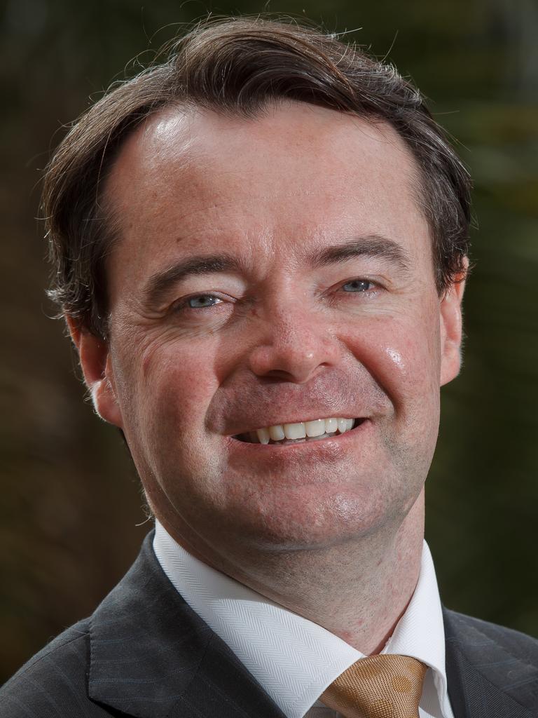 Treasurer Michael O' Brien.