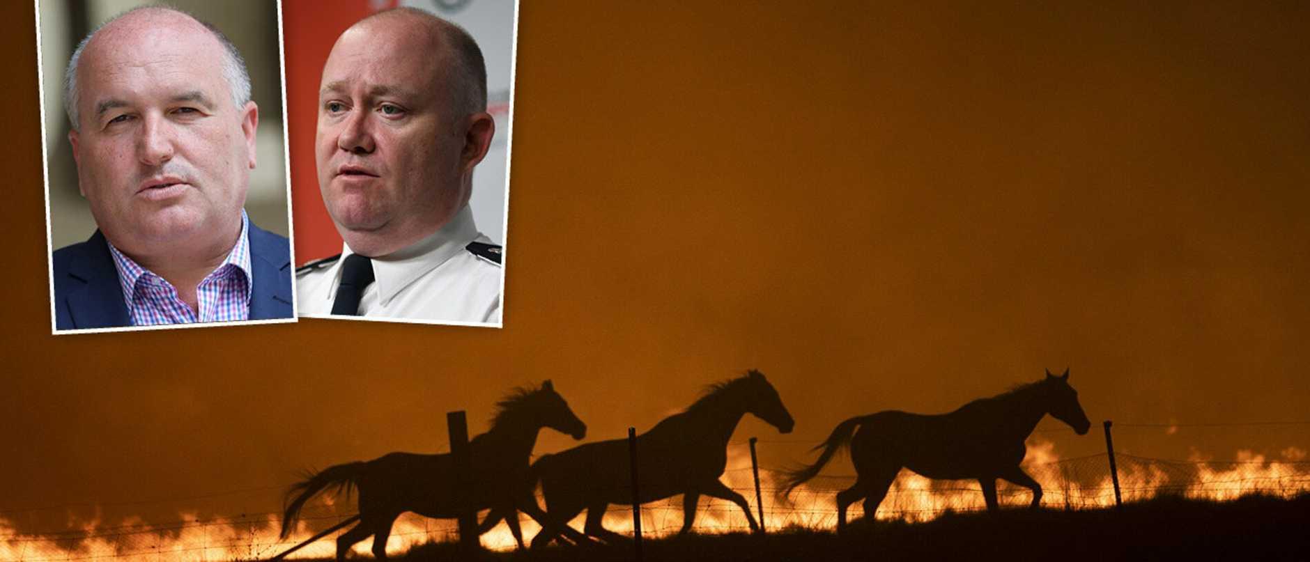 NSW bushfire season set to be extended - wide