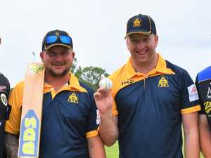 Rivalry ignites as Gympie cricketers battle against Devils