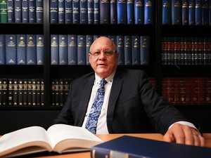 Lawyer returns to where legal career first started
