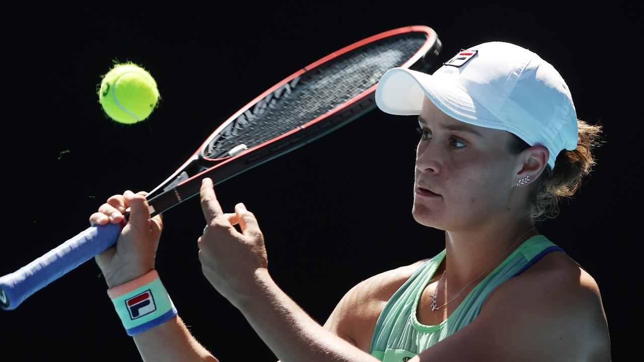Ash Barty has been world No.1 for a total of 28 weeks.