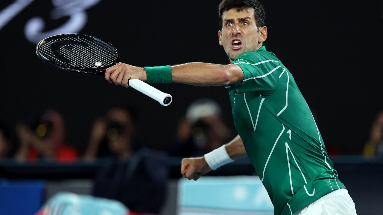 Novak Djokovic has won more than $140 million in his career.