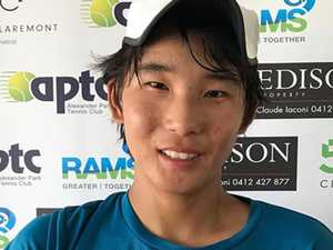 Aussie tennis prodigy dies after collapse on court
