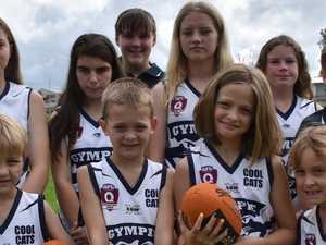 Growing pride: Gympie Cats double juniors for season 2020