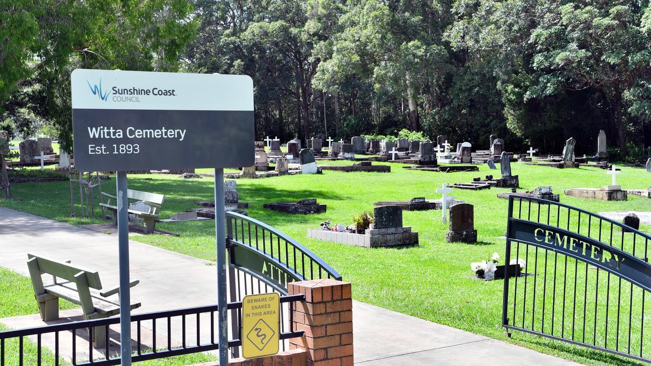 Sunshine Coast Council spokeswoman said each burial at their 18 cemeteries was treated sensitively. Photo: John McCutcheon / Sunshine Coast Daily