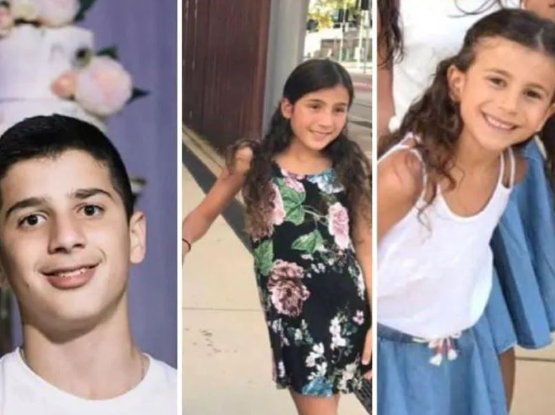 Daniel Abdallah and his wife Leila lost three children in the tragic incident. Source:Supplied