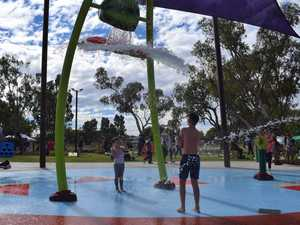 Parklands water play area temporarily closed