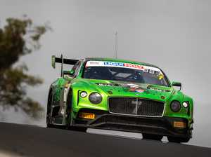Bentley claims breakthrough win at Bathurst 12 Hour