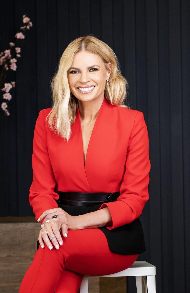 Sonia Kruger returns to Seven West Media. Must Credit Nick Wilson.