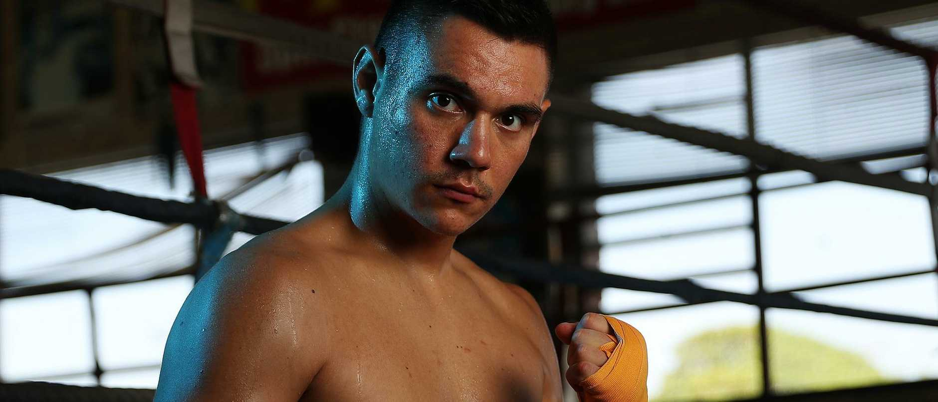 Tim Tszyu Portrait