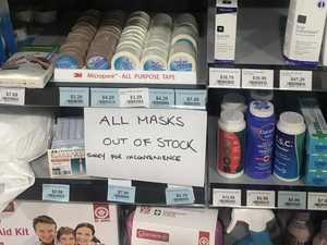 Rocky face mask shortage amid mounting Coronavirus fears