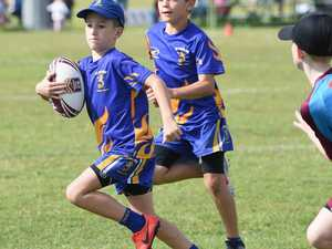 Juniors have chance to play Touch