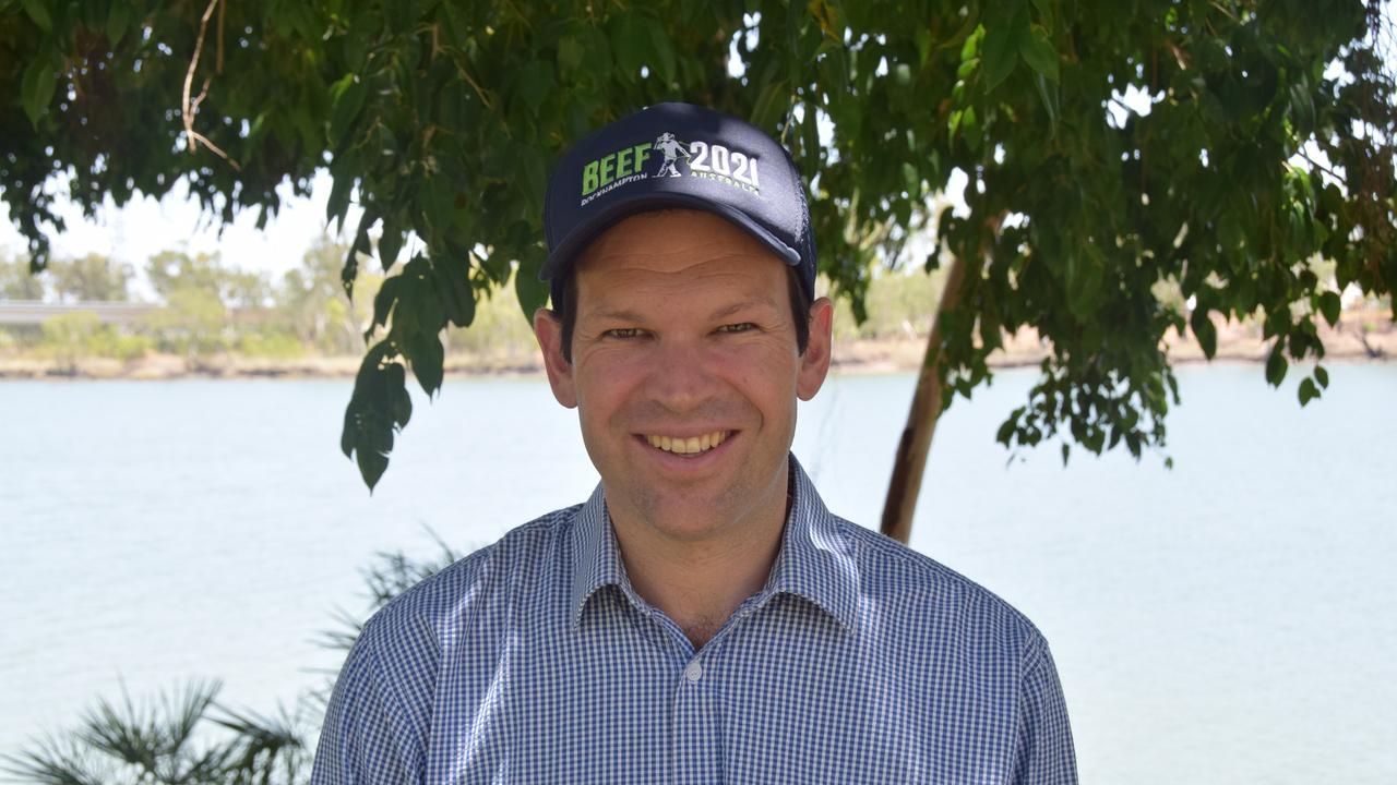 Queensland Senator Matt Canavan.