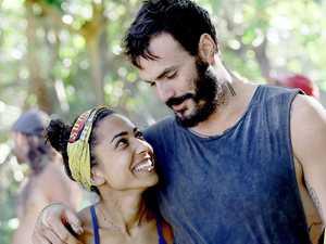 Survivor stars get candid about island romance