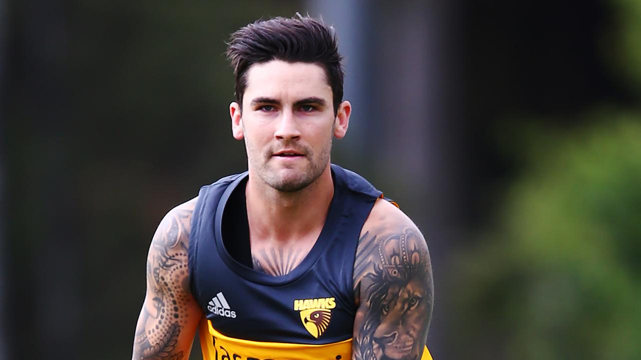 Can Chad Wingard return to premium forward status in his second year as a Hawk?