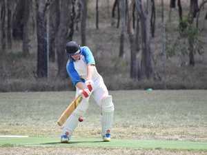 Round 14 South Burnett Cricket