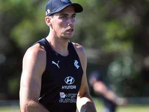 Better build-up this time around for Blues ruckman