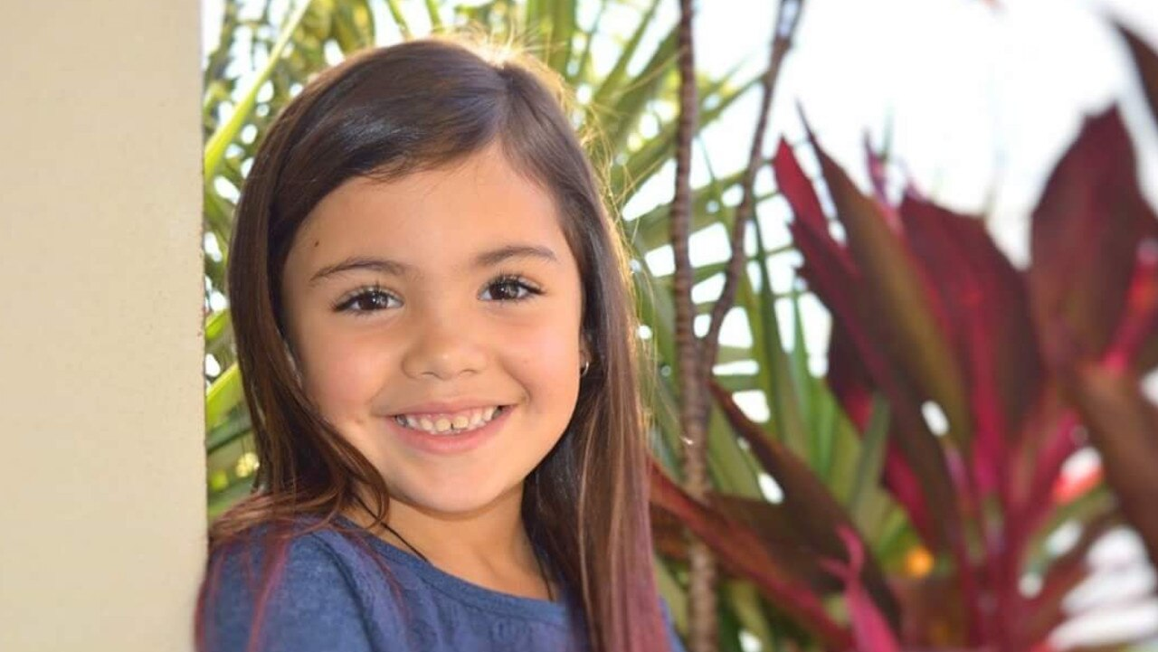 Mackay girl Mia McEldowney, 8, has lost her battle with cancer.