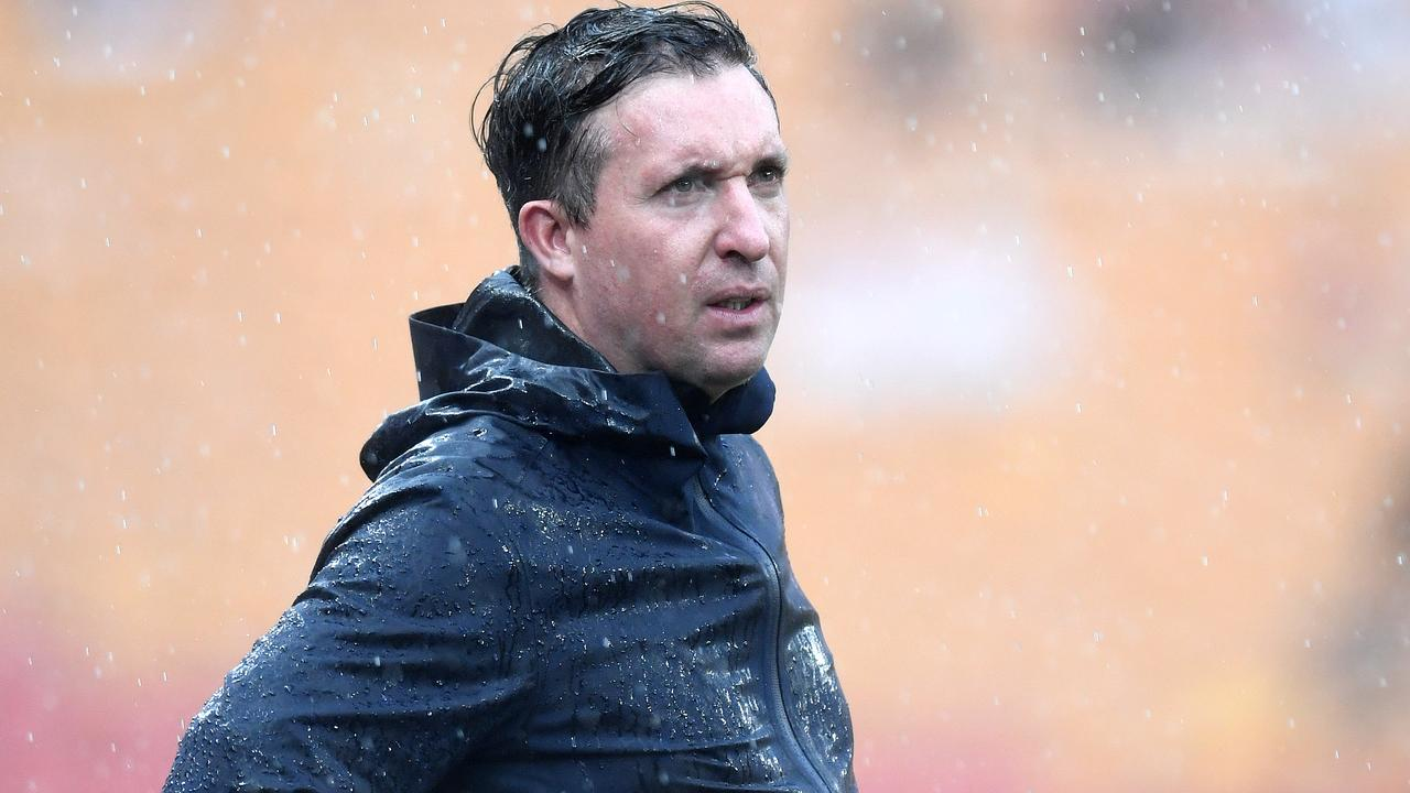 Robbie Fowler said changes were necessary to keep Brisbane Roar's finals hopes alive. Picture: Bradley Kanaris/Getty Images