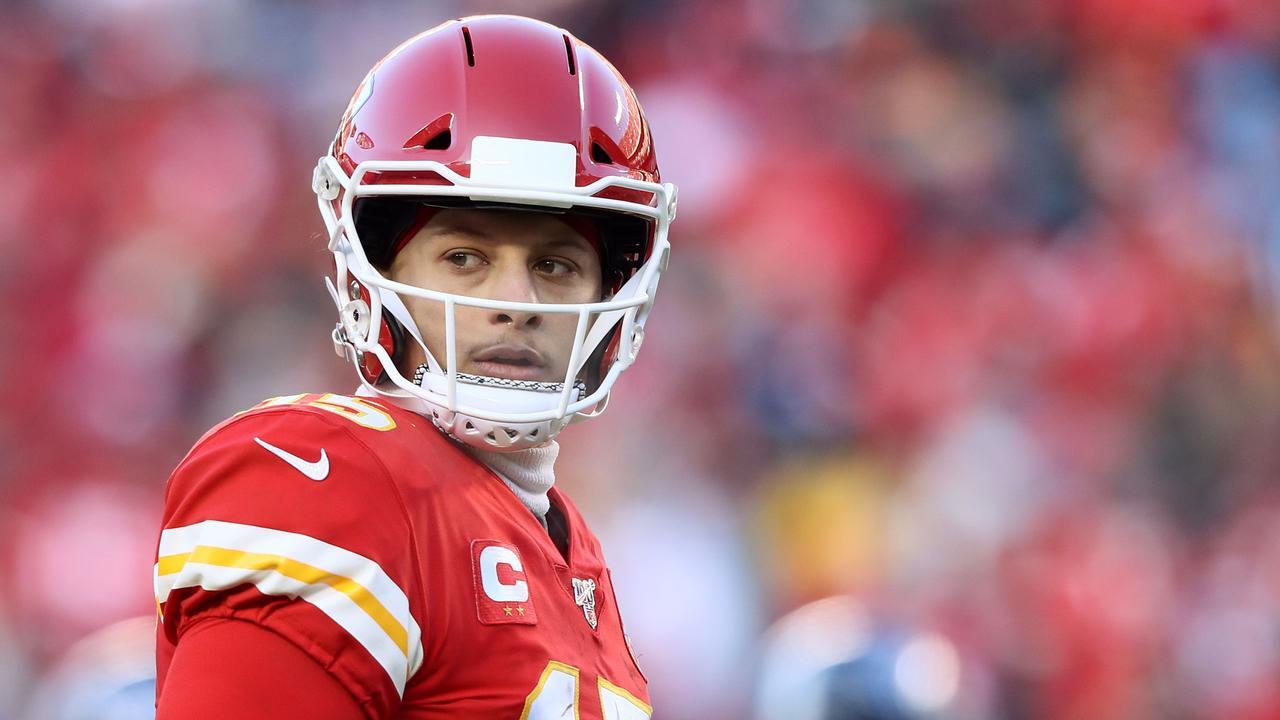 Kansas City Chiefs v San Francisco 49ers in Super Bowl