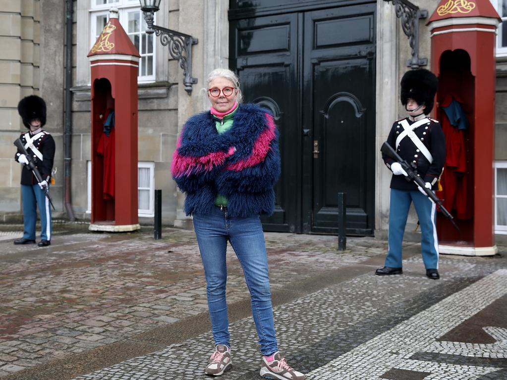 Royal commentator Anna Thygesen. Picture: Ella Pellegrini