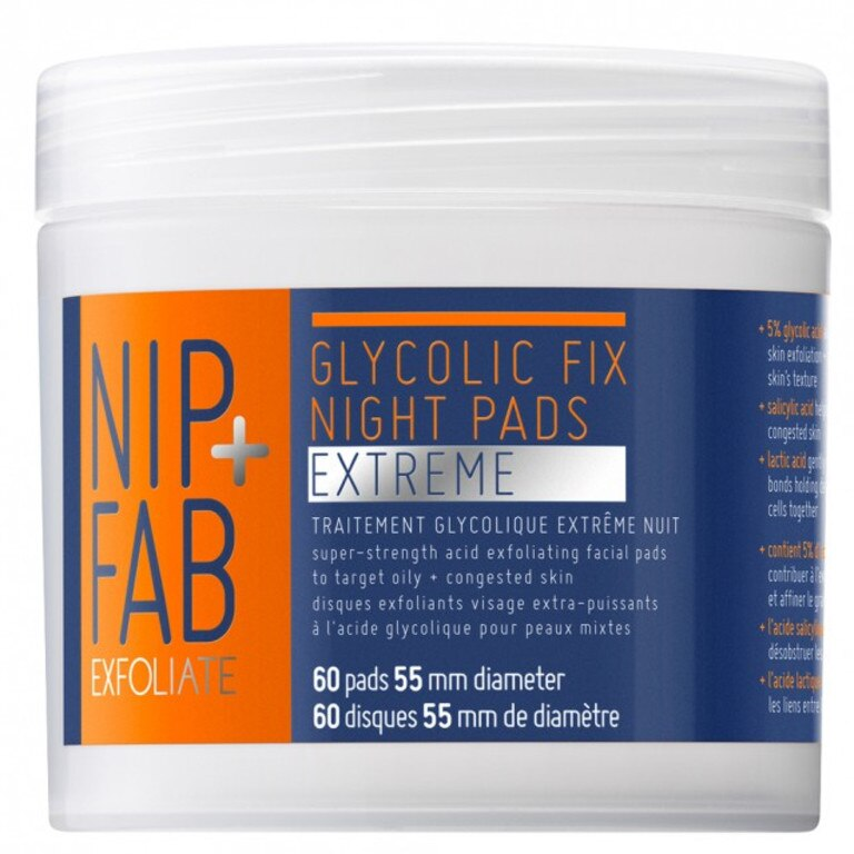 "The ""ultimate night treatment"" I now use instead of traditional face scrubs. Picture: Supplied"