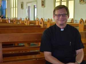 Meet the new face of Gladstone's Catholic parish