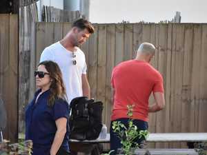 PHOTOS: Chris Hemsworth on location
