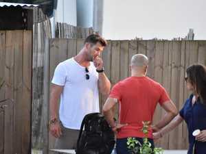 PHOTOS: Chris Hemsworth on location in hinterland village