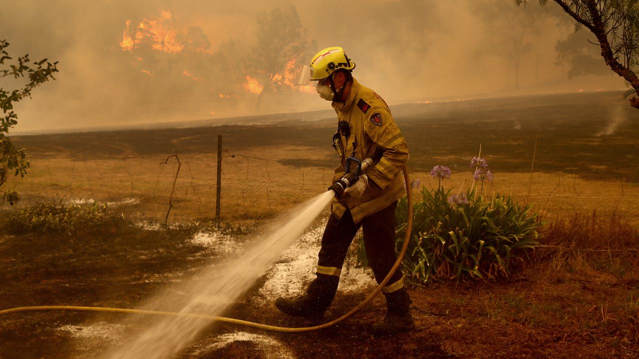 Reach out for help when dealing with the bushfire aftermath, writes Scott Pape.