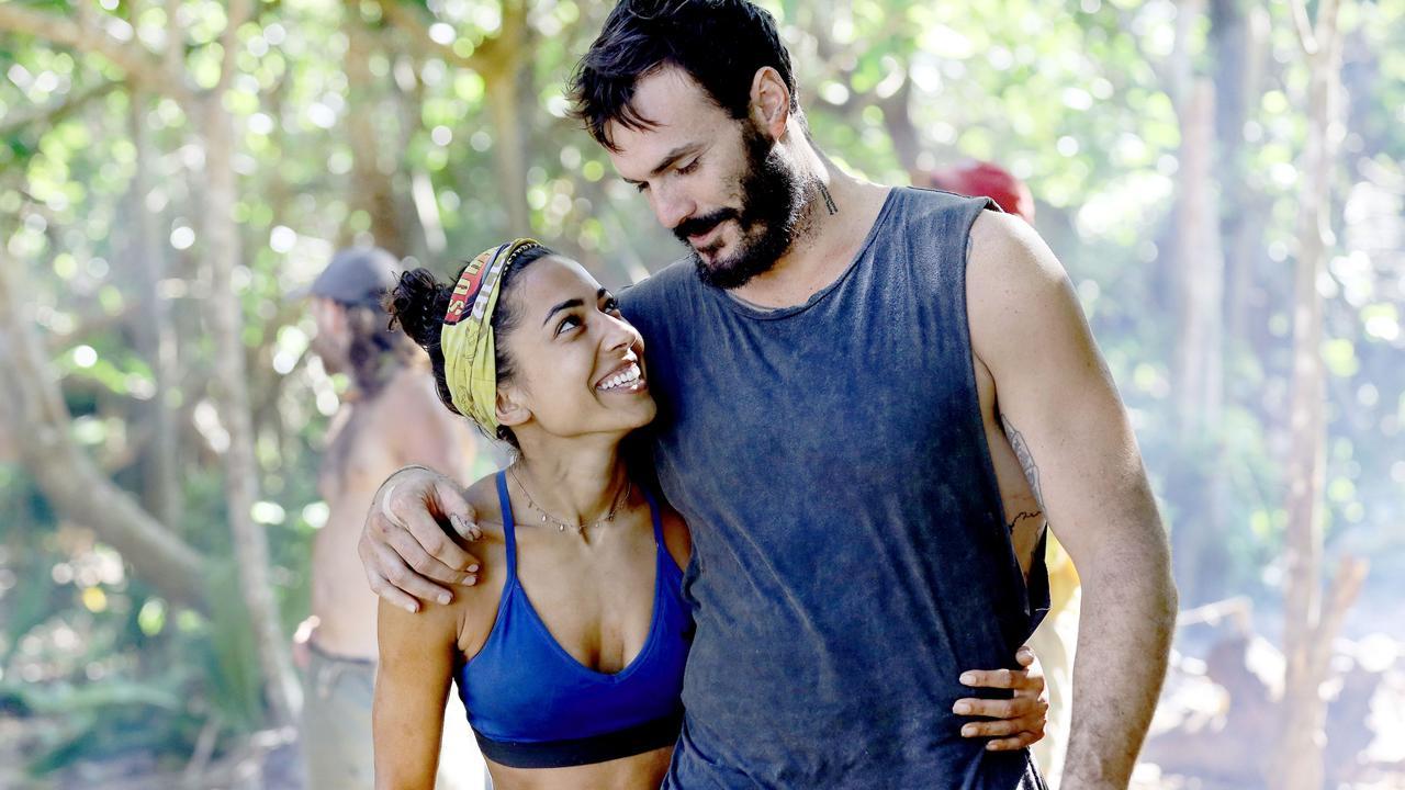 Survivor All Stars' Brooke and Locky